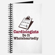 Funny Doctor Cardiologist Journal