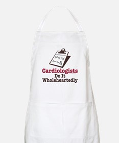 Funny Doctor Cardiologist BBQ Apron