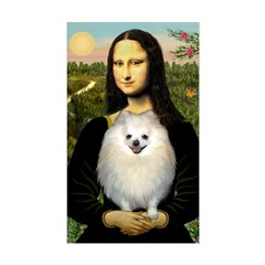 Mona / Pomeranian(w) Decal