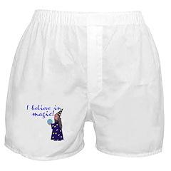 Magic Belief Wizard Boxer Shorts