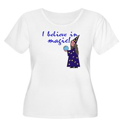 Magic Belief Wizard T-Shirt
