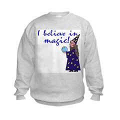 Magic Belief Wizard Sweatshirt