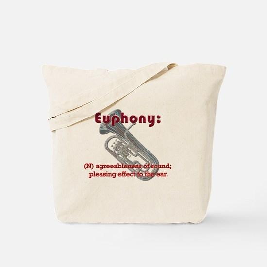 Euphony Tote Bag