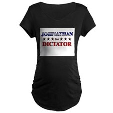 JOHNATHAN for dictator T-Shirt