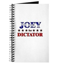 JOEY for dictator Journal