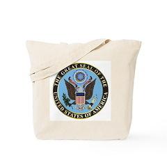 Great Seal Tote Bag