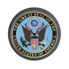 Great Seal Wall Clock