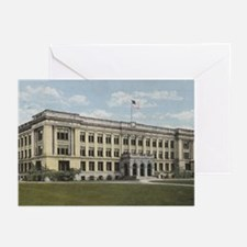 Old School - South High Greeting Cards (Pk of 10)