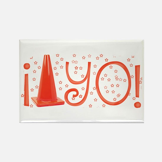 Cone-yo Rectangle Magnet