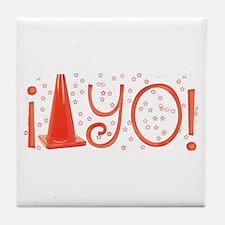 Cone-yo Tile Coaster