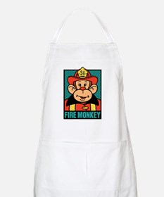 Fire Monkey BBQ Apron