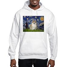 Starry / Pomeranian Hoodie