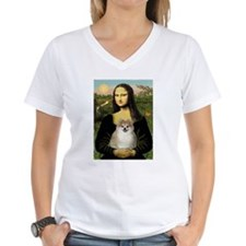 Mona/Pomeranian (#1) Shirt