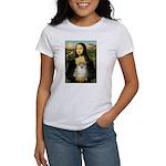 Mona/Pomeranian (#1) Women's T-Shirt