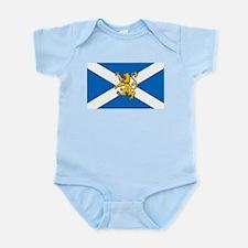 Flag of Scotland - Lion Rampant Body Suit