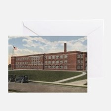 Old East High School Greeting Cards (Pk of 10)