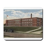 Old east high school Classic Mousepad