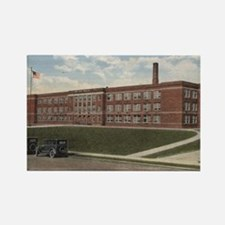 Old East High School Rectangle Magnet (10 pack)