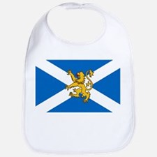 Flag of Scotland - Lion Rampant Bib