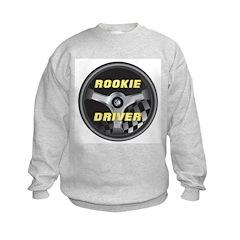 Rookie Driver Sweatshirt
