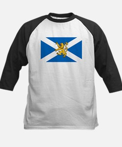 Flag of Scotland - Lion Rampant Baseball Jersey