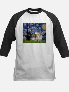 Starry/3 Pomeranians Tee