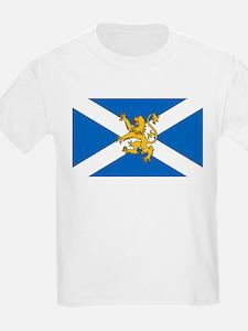 Flag of Scotland - Lion Rampant T-Shirt