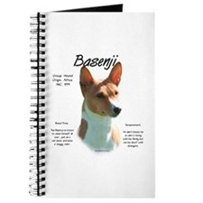 Basenji (chestnut) Journal