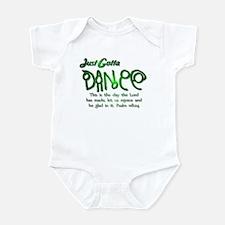 Gotta Dance Infant Bodysuit