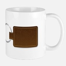 Leather Key Fob Mugs