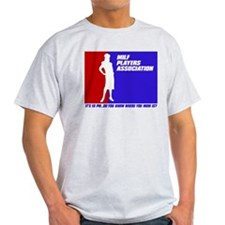 M.I.L.F International Ash Grey T-Shirt