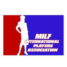 M.I.L.F International Postcards (Package o