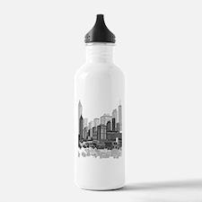 Atlanta, Georgia Art Water Bottle