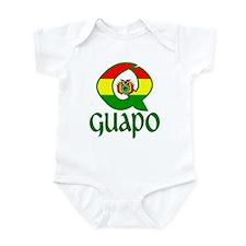 QGuapo_Bolivia_flag Body Suit