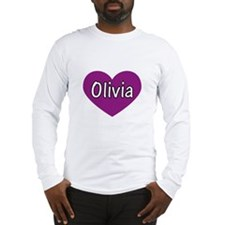 Olivia Long Sleeve T-Shirt