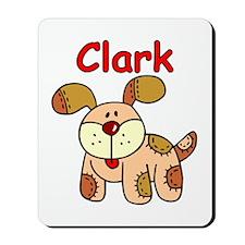 Clark Puppy Mousepad