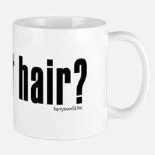 got cat hair? Mug