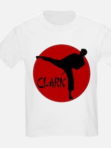 Clark Karate T-Shirt