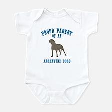 Argentine Dogo Infant Bodysuit
