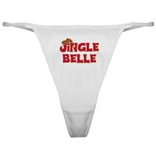 Jingle Belle 1 Classic Thong