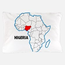 Nigeria Pillow Case