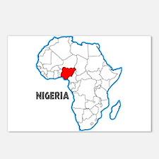 Nigeria Postcards (Package of 8)