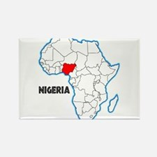 Nigeria Magnets