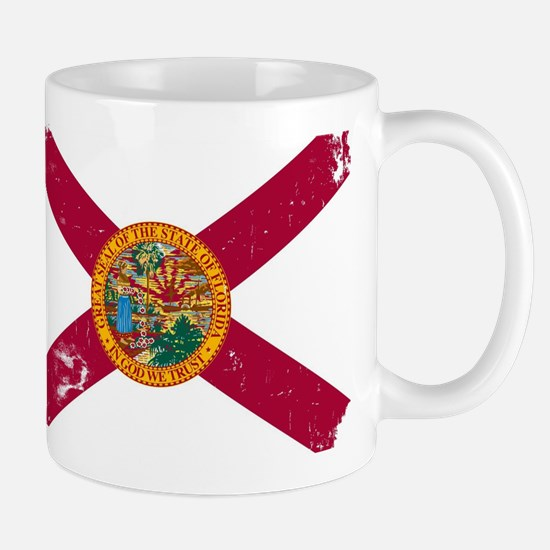 Florida State Flag Mugs