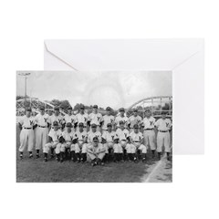 Youngstown Baseball Team at I Greeting Cards (Pk o