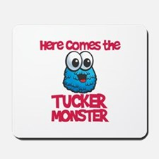 Tucker Monster Mousepad