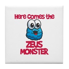 Zeus Monster Tile Coaster