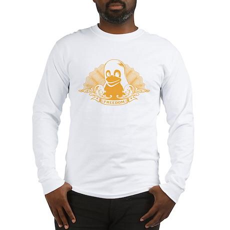tux dollar Long Sleeve T-Shirt