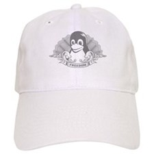 tux dollar Baseball Cap