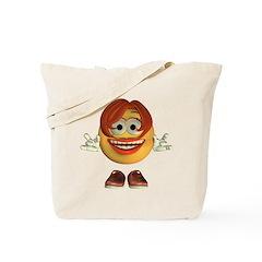 ASL Girl Tote Bag
